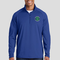 Men Jacket - Sport Wick ® Stretch 1/2 Zip Pullover