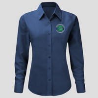 Ladies - Ladies Stretch Poplin Shirt
